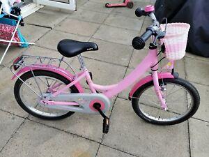 Children's Kids Girls Bike Bicycle Lightweight Aluminium Made in Germany Age 4+