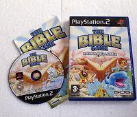 PLAYSTATION 2 THE BIBLE GAME IL GIOCO DELLA BIBBIA