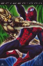 POSTER :MOVIE REPRO: SPIDER-MAN 2002- VS GREEN GOBLIN - FREE SHIP  #3528  RC14 E