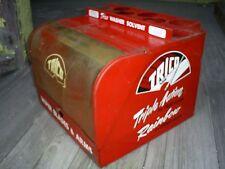 Vintage Counter Display Case TRICO Windshield Wiper Blade & Washer Solvent