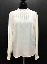 MARINA RINALDI Camicia Donna Da Sera Blusa Party Woman Shirt Sz.L - 46