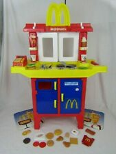 Vintage McDonalds Drive Thru Register Food Sounds Pretend Play Works