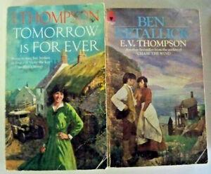 2 x E V Thompson - Tomorrow Is For Ever + Ben Retallick