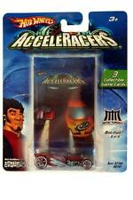 2005 Hot Wheels Acceleracers Metal Maniacs #8 Rat-ified a6 wheels