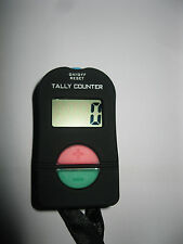 Tally Counter Electronic NIB Counts Up or Down new generic  timer