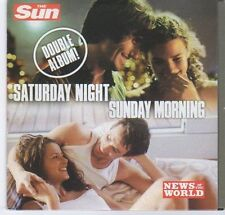 (EA213) Saturday Night, 15 tracks various artists - The Sun Newspaper CD