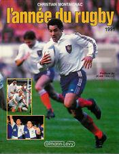 L'année du Rugby-Francesa Rugby anual (no19) 1991