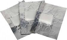 alessandro LAC SENSATION SOAK OFF Folien-Pads 100 Stück Nail Wraps 100pcs