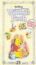 WALT DISNEY MANY ADVENTURES OF WINNIE THE POOH & SPRINGTIME WITH ROO CLAM SHELL