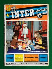 INTER FOOTBALL CLUB n. 12/1974 , Rivista ufficiale