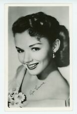 Real Photo postcard of movie star PIPER LAURIE