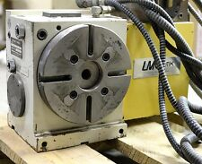 4th axis indexer rotary table with controller - MMK Matsumoto Corp