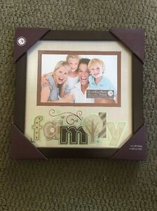 "Picture Frame The Family Gift Wall Art Decoration Desktop Collage Hanging 6""x4"""