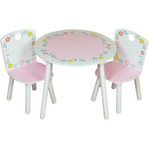Country Cottage Table & Chairs