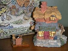 Rare- Boyds Bearly Built-Villages -Ted E Bear Shop #19001 (Mib)
