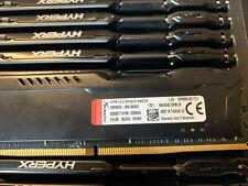 Kingston PC4-19200 32GB (2X 16GB) DDR4 2400MHz NON ECC Desktop RAM HX424C15FB/16