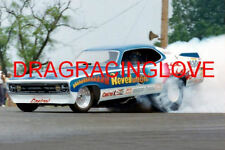 "Ed ""the ACE"" McCulloch 1972 ""Revell"" Plymouth Duster NITRO Funny Car PHOTO!"