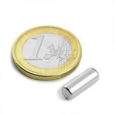 Super Magnete 5 Cilindri al Neodimio Diam. 5 mm Alt. 12,5 mm 1000 gr. S-05-13-N