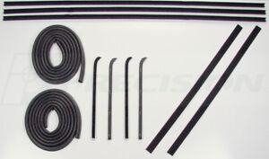 Precision Weatherstripping Door Seal / FOR 1960-63 CHEVROLET C10 C20 C30