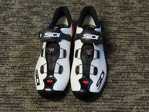 Sidi Wire 2 Carbon Road Shoe Mens Size 43.5