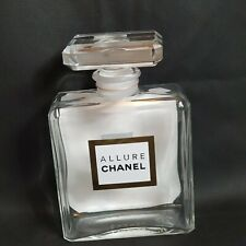 Chanel Allure Factice Display Large Dummy Bottle