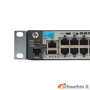 HP ProCurve Switch 2920-48G (J9728A)