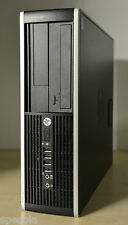 HP Elite 6300 SFF Intel i5-3570 3.40GHz 8GB DDR3 500GB HDD Win 7 WiFi USB 3.0