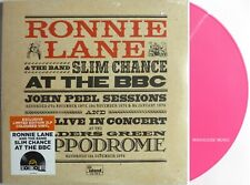 RONNIE LANE & Slim Chance LP x2 Live At the BBC RECORD STORE DAY 2019 PINK Vinyl