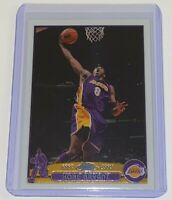 2003-04 Topps Chrome Kobe Bryant #36 NBA Basketball Los Angeles Lakers Card