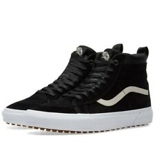 VANS SK8-HI MTE BLACK NIGHT TRUE WHITE UK 9 EUR 43