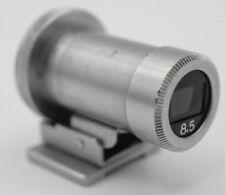 Nikon 8.5cm. F2.0 LTM Lens Shoe Mount Finder S S2 S3 SP Rangefinder Cameras