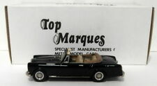 Top Marques 1/43 Scale HE8 - 1966-67 Alvis TF Convertible  - Green
