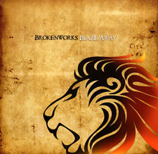 BrokenWorks [Formerly Aslan of Maranatha! Music ] - Blaze Away CD 2008  * NEW *