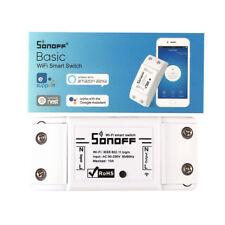 Sonoff Basic interruttore wi-fi automazione dispositivi domestici smart home