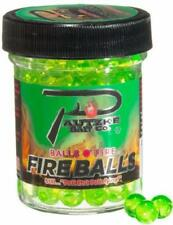 Pautzke Fire Balls Salmon Eggs Jar Chartreuse Pink Red Orange Choice of Colors