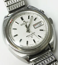 Seiko Bell-Matic Automatic Vintage Original Genuine Watch 4006 7002 cal. 4006A