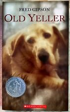 Old Yeller  By  Fred Gipson  -Paperback  **NEW**