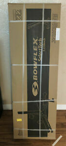 Bowflex Selecttech 5.1S Stowable Adjustable Weight Flat Bench Home Workout Gym