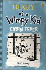 CABIN FEVER (DIARY OF A WIMPY KID #6 ) Jeff Kinney ~ 1st Ed SC 2011