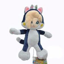 18cm Super Mario Bros. Plush Doll Stuffed Toy CAT Princess Rosalina Kid Gift
