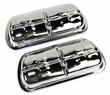 VW Trike Sand Rail Chrome Clip On Valve Covers Set