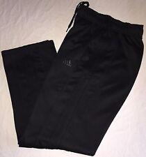 New Adidas Tech Fleece sweat Pants three stripes BLack Small or Medium