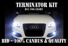 AUDI H11 luce di nebbia CANBUS TERMINATOR HID Xenon Kit 2017 35W no errore A3 A4 A5