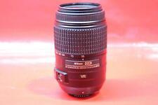 Nikon Af-S Nikkon 55-300mm Digital Slr Camera Lens