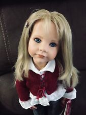 Gotz doll Nele & Anton, Steiff 2003 Collection Rare Collectible