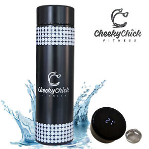 Water Bottle Stainless Steel Vacuum Insulated Hydro Drink Flask Thermos 500ml
