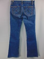 Gap Ultra Low Rise Stretch Flare Denim Jeans Women's 1 Casual Pants