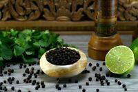 Schwarzer Kampot Pfeffer, Gourmetprodukt in herausragender Qualität(25g)