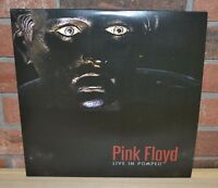 PINK FLOYD - Live In Pompeii, Limited Import 2LP COLORED VINYL New!