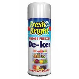 Fridge Freezer De Icer Spray Defrost Ice Quick Anti Bacterial Deicer - 200ml